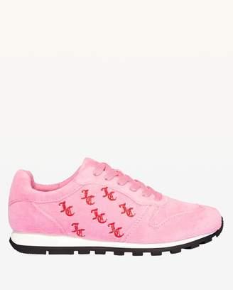 Juicy Couture Ursula Velour Sneaker