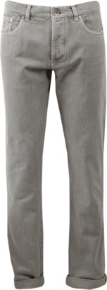 BRUNELLO CUCINELLI Basic Fit Denim Pant $495 thestylecure.com