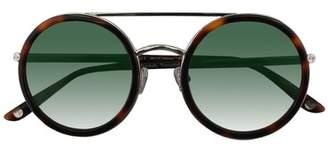 Amanda Wakeley The Portobello Tortoiseshell Sunglasses