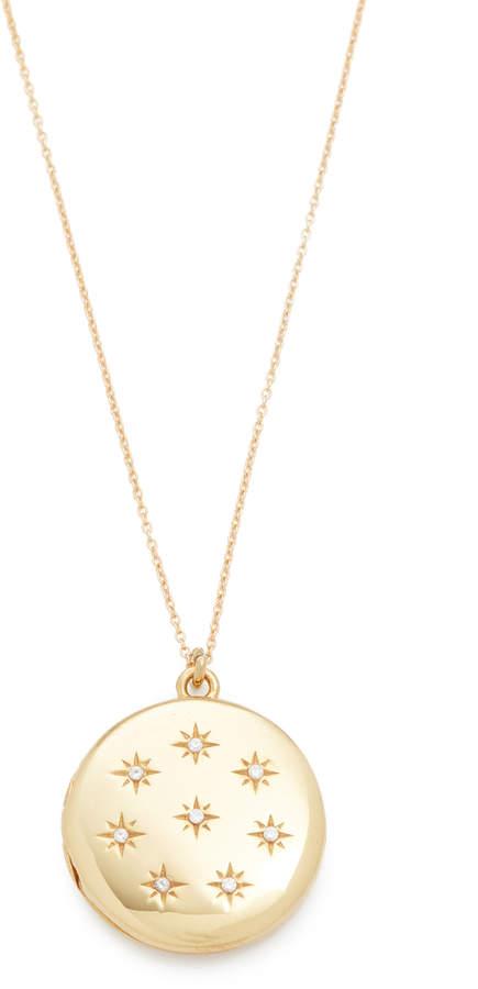 Sasha Samuel Twilight Star Locket Necklace