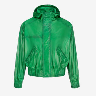 Bally NAPLAK HOODED BOMBER JACKET