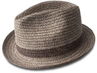 Bailey of Hollywood Truro Chevron Straw Hat $70 thestylecure.com