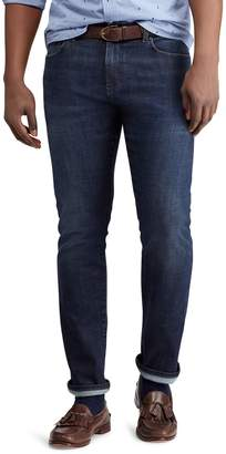 Chaps Men's Straight-Fit Stretch Jeans