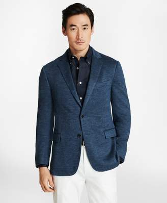 Brooks Brothers Regent Fit Linen Knit Sport Coat
