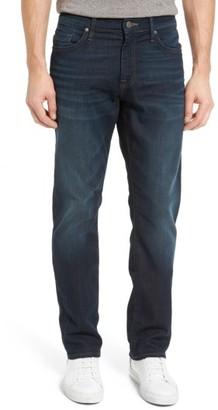 Men's Mavi Jeans Myles Straight Leg Jeans $98 thestylecure.com