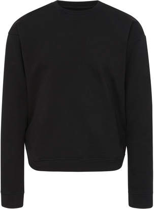 The Elder Statesman Exclusive Cotton Fleece Sweater