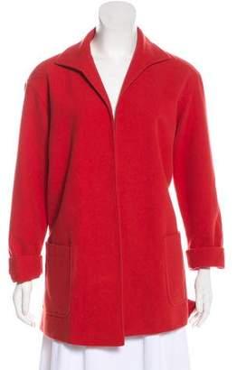 Lafayette 148 Wool Short Coat