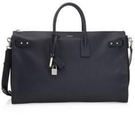 Saint Laurent (サン ローラン) - Saint Laurent Sac Du Jour Leather Duffle Bag