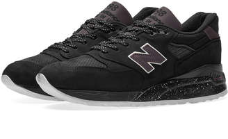 New Balance M998ABK - Made in the USA