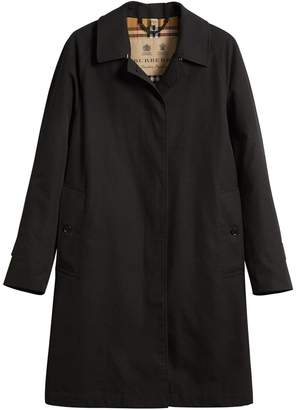 Burberry Camden Long Car Coat
