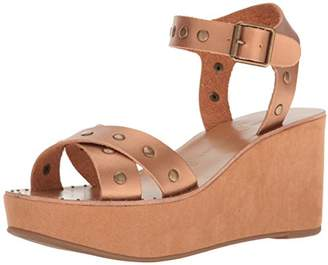 Chinese Laundry Women's Ozzie Burnished Wedge Sandal