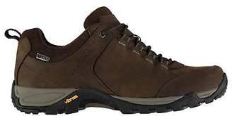 Karrimor Mens Journey WTX Walking Shoes Waterproof Lace Up Breathable Vibram