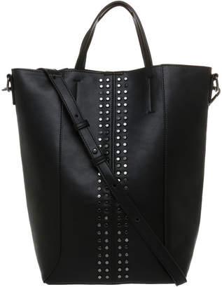 Miss Shop Shopper Bag With Studs