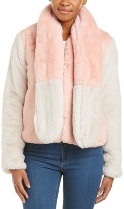 Eight Dreams Colorblock Coat