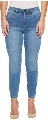 FDJ French Dressing Jeans Petite Coolmax Denim Suzanne Slim Leg in Chambray Women's Jeans