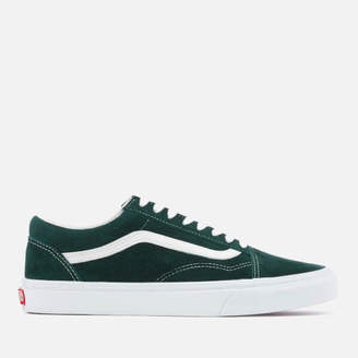 Vans Men's Old Skool Suede Trainers