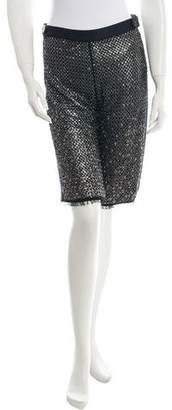 Sharon Wauchob Embellished Shorts w/ Tags