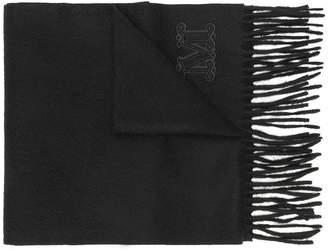 Max Mara tassel scarf