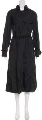 Isabel Marant Long Sleeve Long Coat
