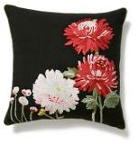 Seed Packet Pillow, Poms
