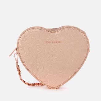 Ted Baker Women's Amellie Heart Cross Body Bag