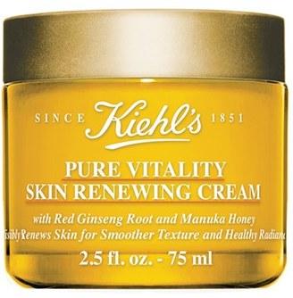 Kiehl's Since 1851 Pure Vitality Skin Renewing Cream $60 thestylecure.com