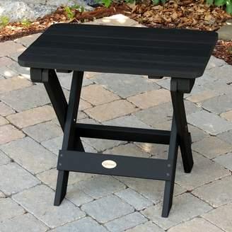 Adirondack Highwood highwood Folding Side Table