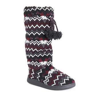 Muk Luks Women's Gloria Tall Slippers