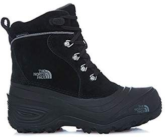The North Face Kids Boys' Chilkat Lace II Boots (Youth Sizes 13 - 7) - /zinc gray, 5 youth