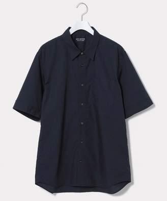 ADAM ET ROPÉ (アダム エ ロペ) - ADAM ET ROPE' WASH&WEAR ブロード半袖シャツ
