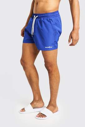 MAN Official Short Length Swim Short