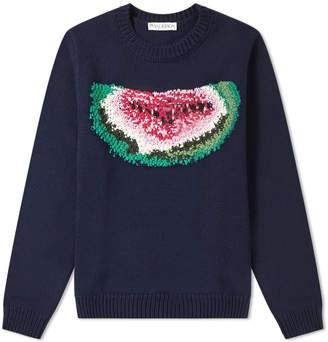 J.W.Anderson Watermelon Crew Knit