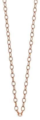 Monica Rich Kosann Oval Link 18K Gold Chain