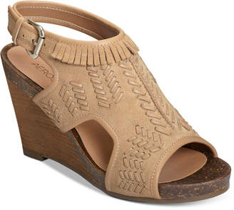 Aerosoles Waterfront Wedge Sandals Women's Shoes
