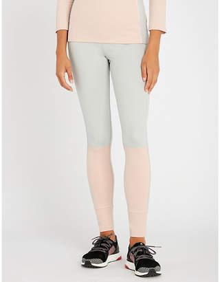 adidas by Stella McCartney Yoga Comfort stretch-jersey leggings