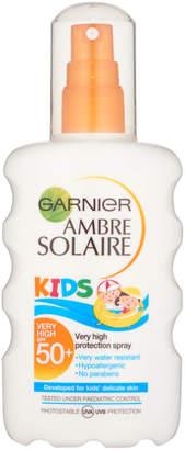 Ambre Solaire Garnier Dry Mist Sun Cream Spray SPF 30 200ml