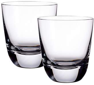 Villeroy & Boch American Bar Double Old Fashioned Glass, Set of 2