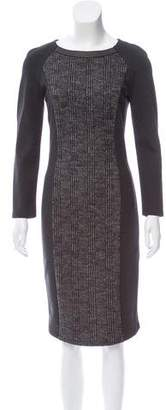 Max Mara Weekend Long Sleeve Dress