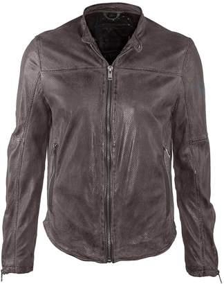 MAURITIUS - Men's Dev Lamb Jacket - Charcoal