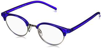 A. J. Morgan A.J. Morgan Unisex-Adult Moxie - Power 3.00 53742 Oval Reading Glasses