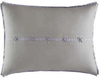Vera Wang Center Slot Decorative Pillow