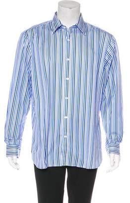 Michael Kors Striped Woven Shirt w/ Tags