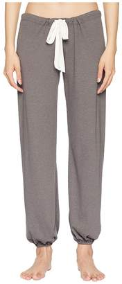 Eberjey Heather - The Cropped Pants Women's Casual Pants