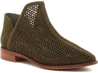 Kelsi Dagger Alley Perforated Bootie