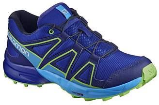 Salomon Unisex Kids' Speedcross J Trail Running Shoes,1 UK