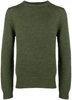 Loewe round neck knit jumper