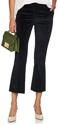 Pt01 Women's Jane Crop Flared Trousers