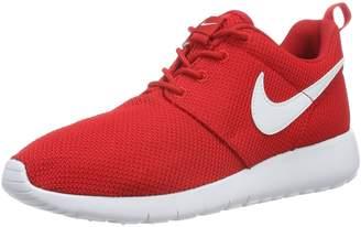 Nike Mens Roshe One Black Mesh Trainers 8.5 US
