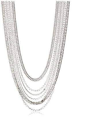 Jules Smith Designs Layered Chain Hiphop Necklace