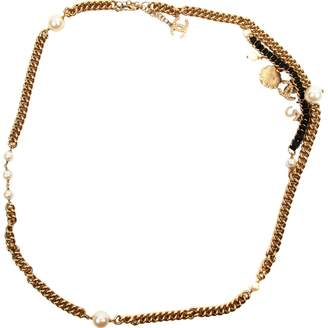 Chanel Gold Chain Belts